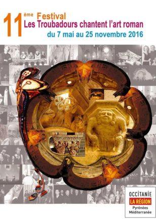 Vagarem les troubadours chantent l'art roman 2016