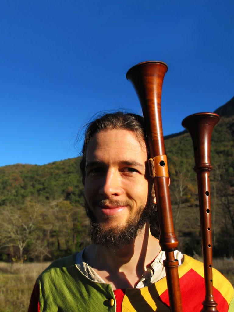 Mathieu Rossi flute haubois chant
