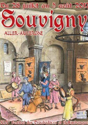 Foire médiévale Souvigny