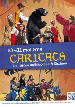fête médiévale Béziers