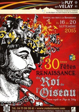 Fête du roi de l'oiseau du Puy en Velay